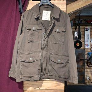 AEO American Eagle Coat Size Large